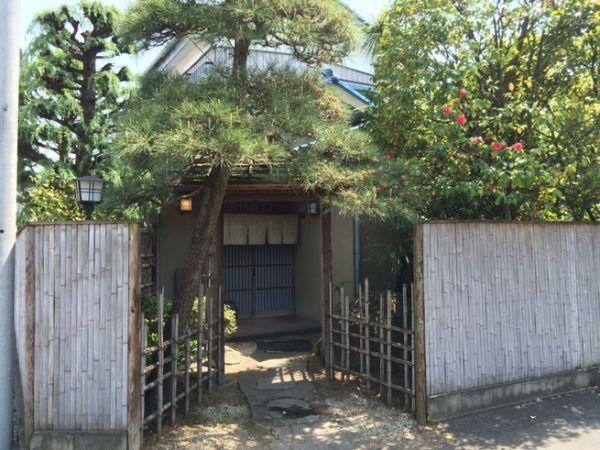 川越そばランキング⑩地元民の憩いの場「桜庵」