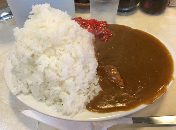 奈良県超大盛りデカ盛りグルメ①味も雰囲気も懐かしい老舗「喫茶 田川」