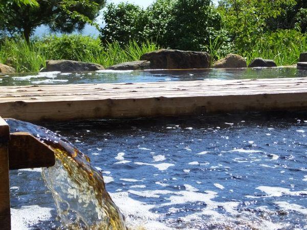 茨城県日帰り温泉ランキング⑧褐色のお湯が効く!とっぷさんて大