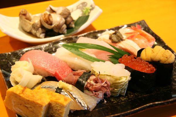 富山県寿司ランキング⑤国賓に寿司を握った職人のいるお店!ひょうたん