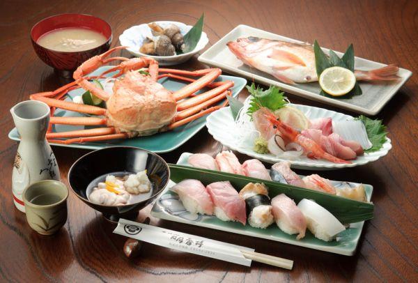 富山県寿司ランキング④食べ放題メニュー有ります!明香井