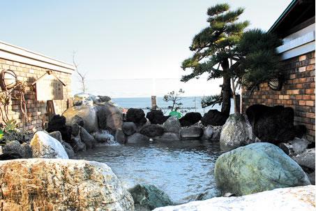 大洗日帰り温泉ランキング⑨太平洋がのぞめる!阿字ヶ浦温泉 のぞみ
