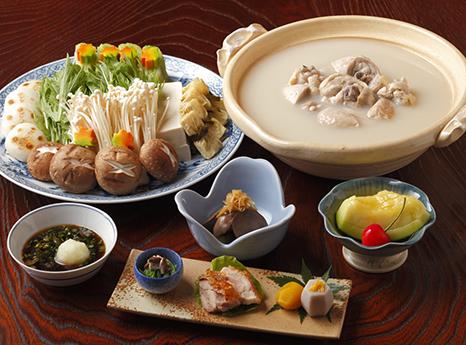 京都鍋ランキング①祇園で食べる大人の水だき「ぎをん縄手 とり安」