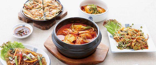 梅田鍋ランキング⑧ヨドバシで韓国料理!チャンチ ヨドバシ梅田店