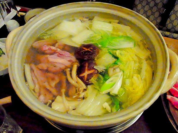 京都鍋ランキング⑥お座敷×鴨鍋の絶品コラボ「桝富」