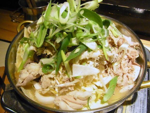 京都鍋ランキング④肉への欲望を満たす新ジャンル「肉なべ 千葉」