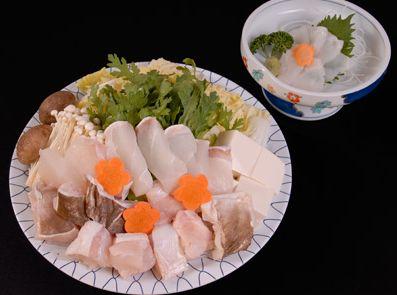 大阪クエ鍋ランキング⑤新鮮さは抜群!活魚料理あら磯