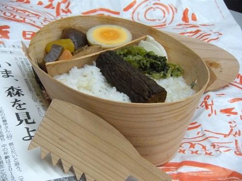 大分県郷土料理ランキング⑤日田 きこりめし!2013年生まれの新しい郷土料理