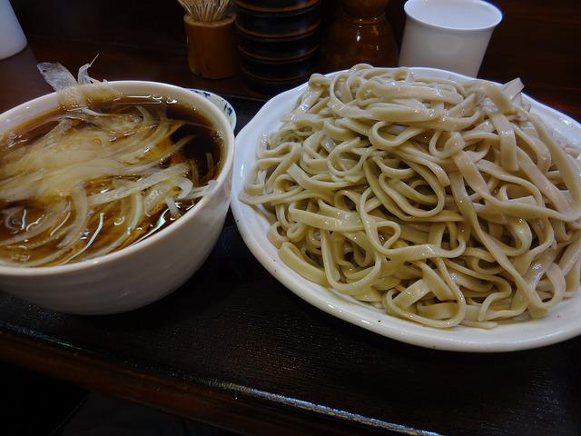 東京超大盛りデカ盛りグルメ⑥蕎麦好きのための大盛り蕎麦屋「堀留屋」