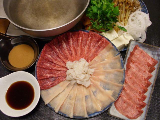 """神戸もつ鍋ランキング⑧ここでしか食べられないもつしゃぶしゃぶの""""つるよし"""""""