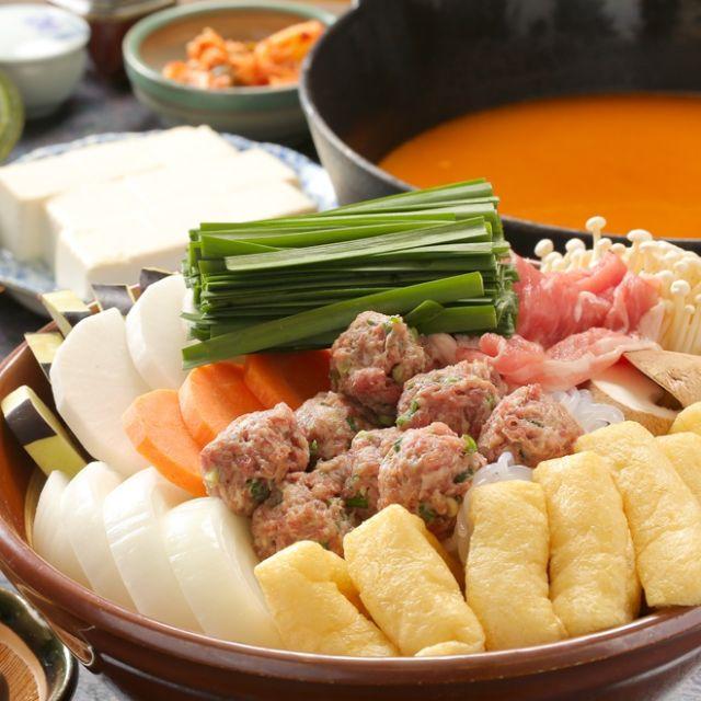 大阪ちゃんこ鍋ランキング⑨ごまの香りでちゃんこが進む!ごますりちゃんこ