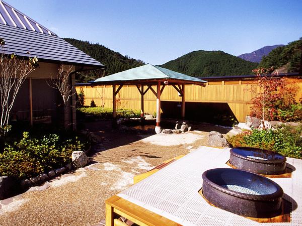奈良温泉ランキング⑧大自然を感じながら温まろう「みつえ温泉 姫石の湯」