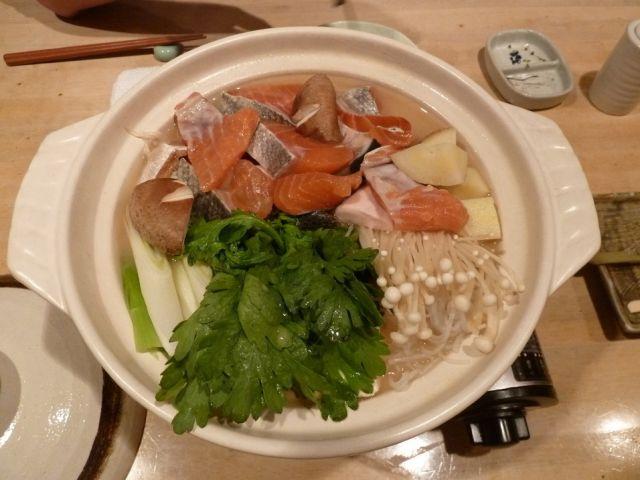 札幌の石狩鍋ランキング⑩モダンな雰囲気の絶品居酒屋「北〇 すすきの店」