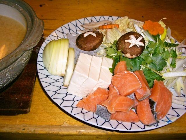 札幌の石狩鍋ランキング④新鮮な魚ってこんなに美味しいと再確認できる「おが」