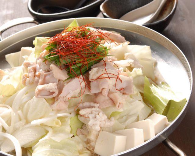 京都もつ鍋ランキング③野菜が主役?豆乳の甘み引き立つ美味しい鍋「十祇屋(とぎや)」