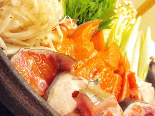 札幌の石狩鍋ランキング⑨今日はとことん食べるぞ!「ふじ蔵」