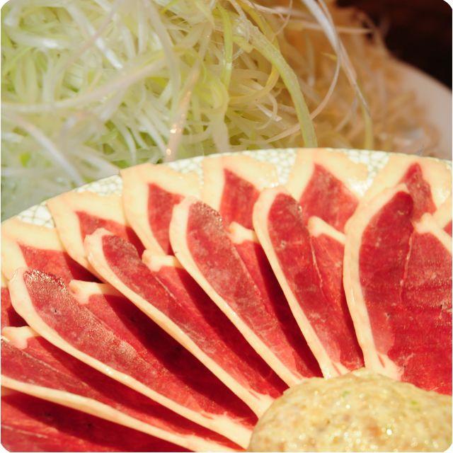 京都鴨鍋ランキング③足を伸ばしてでも食べておきたい「鳥名子(とりなご)」