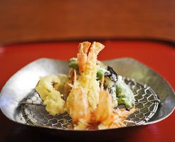 京都府天ぷらランキング⑥雰囲気最高、旬の京都を丸ごと味わう「喜久屋 駒井」