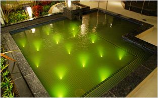大阪府スーパー銭湯ランキング③都会のリゾート空間、天然温泉ひなたの湯