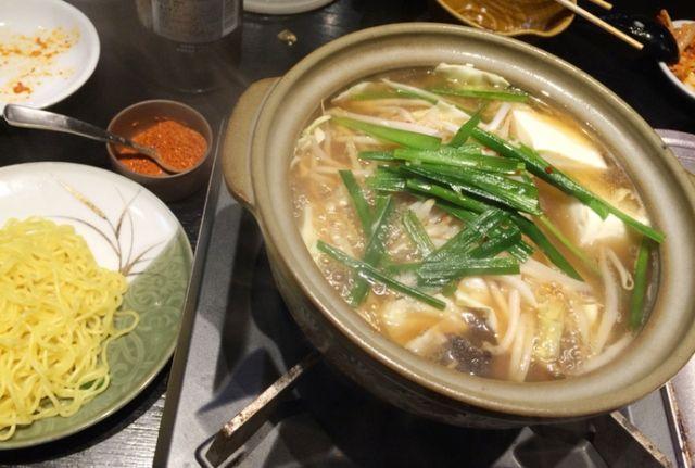 奈良県もつ鍋ランキング⑦餃子ももつ鍋も!「どんべい」