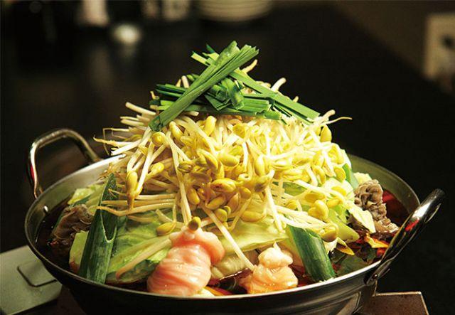 奈良県もつ鍋ランキング⑤お肉の美しさに驚けるすごいお店「ぼんてん丸」