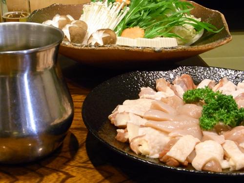 奈良県鍋料理ランキング③大和肉鶏を食べるならここ「物集女(もずめ)」