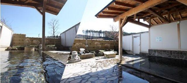 宮城県日帰り温泉ランキング⑨加美の秘湯でお肌すべすべ!かっぱのゆ