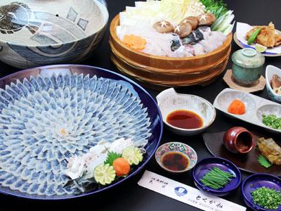 名古屋鍋ランキング②日間賀島フグとタコの島で食べる絶品「とくがねのふぐちり」