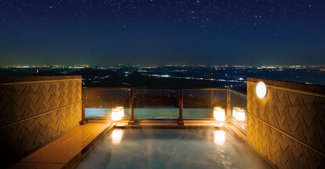 筑波山日帰り温泉ランキング⑧筑波山で和の上質空間、つくばグランドホテル