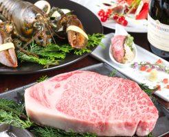 神戸牛ステーキランキング②パフォーマンスも楽しい人気店「ステーキハウスZEN」