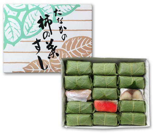 奈良名物柿の葉寿司ランキング②定番中の定番!県民御用達「柿の葉すし本舗 たなか」