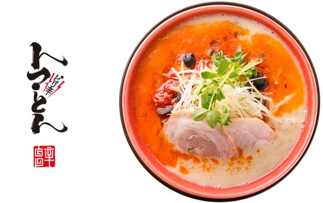 福島ラーメンランキング⑥トマトと豚骨の絶妙な組み合わせ!まんかい