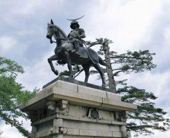 仙台観光スポットランキング①伊達政宗の城!「青葉城跡」(仙台市青葉区)