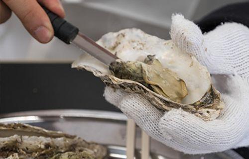 松島牡蠣料理ランキング④牡蠣をバーベキューで!松島牡蠣小屋MATSU(マツ)