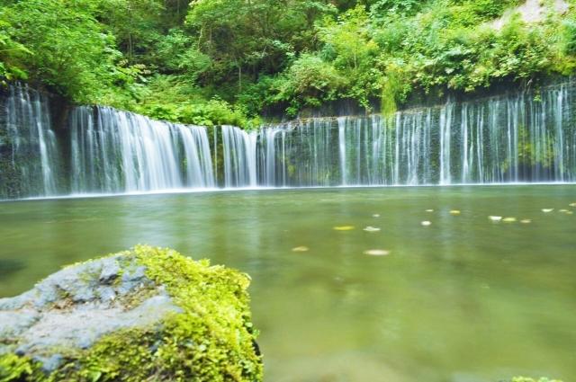 軽井沢は白糸の滝観光前に知っておきたい10の事