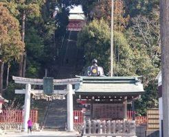 塩釜観光スポットランキング①塩の神様の神社!塩竈神社