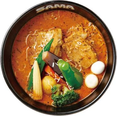 仙台デートにおすすめ⑧スープカレーで刺激的に!SAMA(サマ)仙台大学病院前店