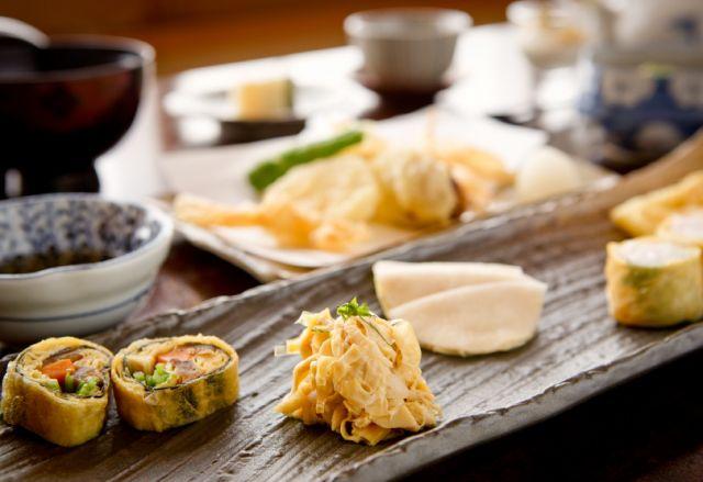 京都湯葉料理ランキング⑩湯葉一筋の老舗料理!湯葉に