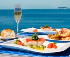 逗子名物グルメ⑥海沿いで贅沢コース料理「リストランテAO 逗子マリーナ」