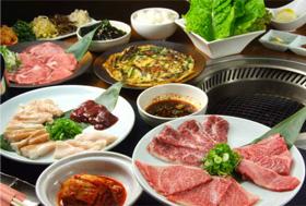 京都焼肉ランキング⑤二条城にほど近い老舗焼肉店【大仙】