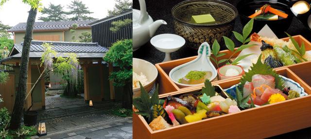 宇治名物グルメ⑦彩り美しい京料理がいただけます【竹林 平等院表参道】