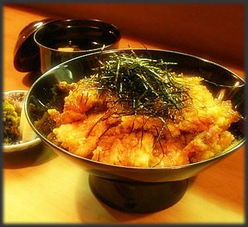 京都「鱧料理」ランキング②フォトジェニックな丼もの【たん義】
