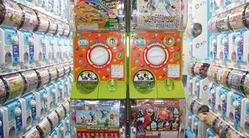 大須観光スポットランキング⑦東海エリア最大級 ガチャ380台設置のお店「カプセルハウス」
