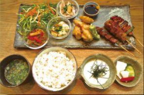 宇治名物グルメ⑧京赤地鶏と地野菜の大人気店【地鶏家心】