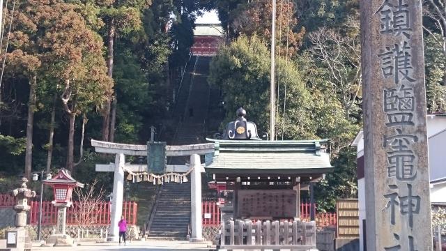 ①塩釜神社、その古い歴史に迫る