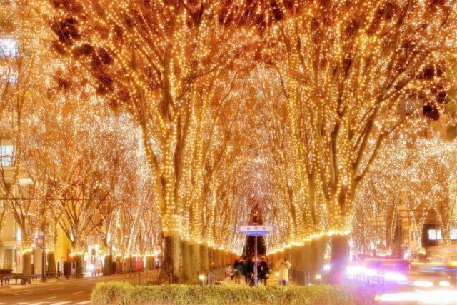 仙台 イルミネーション SENDAI光のページェント