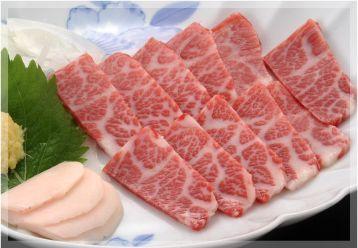 熊本県馬肉料理ランキング⑤馬刺しが甘くてうまい!馬料理 天國