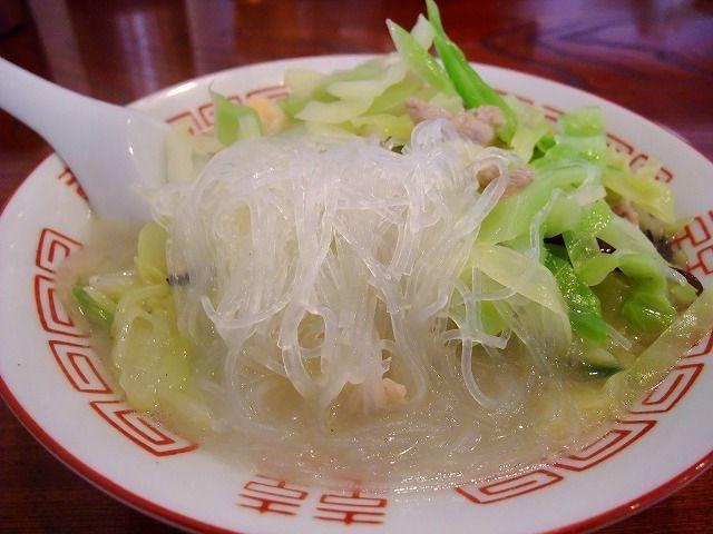 熊本県太平燕ランキング④気軽な本格中華料理店。太平燕はボリュームたっぷり!東方 (とんふぁん)