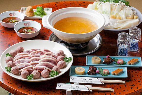 京都鴨料理ランキング⑦京都の旦那衆が通う名店【本家鳥初】