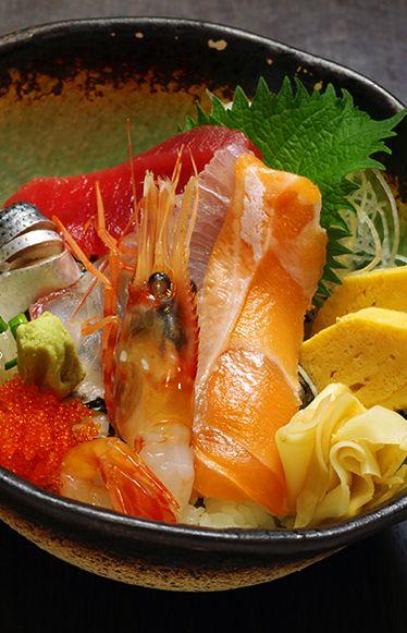 水戸寿司ランキング②デートにも使える!Sushi Dining蛇の目